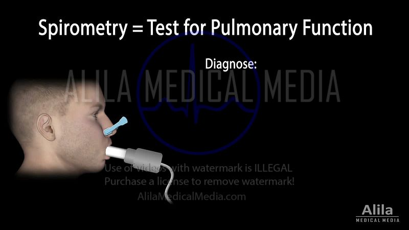 Spirometry NARRATED animation
