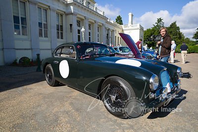 Aston Martin Owners Club, UK - Wilton Centenary Rally (3rd August 2013)