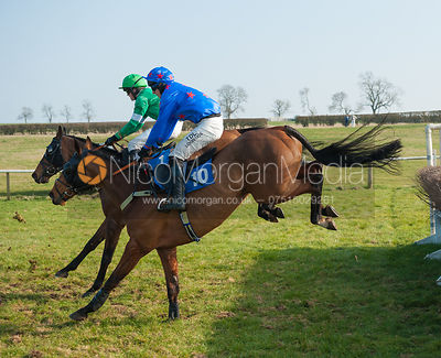 Race 4- Mixed Open - Belvoir Hunt Point to Point 24/3/12