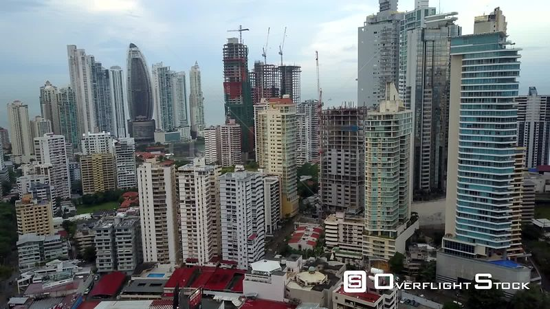 Panama City Highrises and Hotels