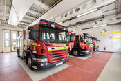 Brough Fire Station | Client: Jefferson Sheard Architects