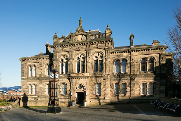 Gateshead Old Town Hall