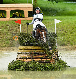 Nicola Wilson and ONE TWO MANY, Equitrek Bramham Horse Trials 2018