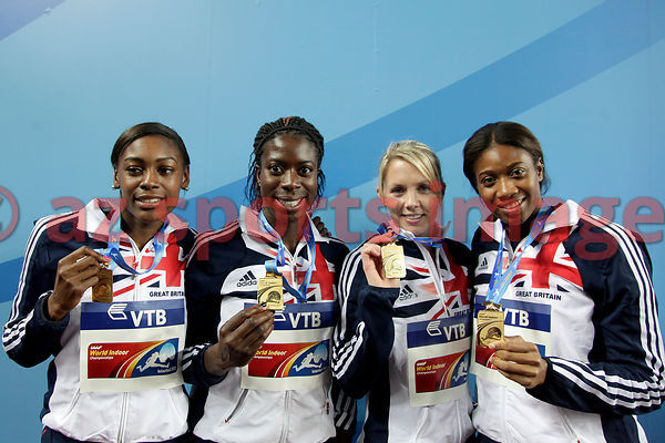 Great Britain & N.I. Relay Team