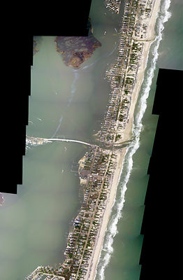 EARTH USA Mantoloking -- 31 Oct 2012 -- On October 29, 2012, lives were changed forever along the shores of New Jersey, New Y...