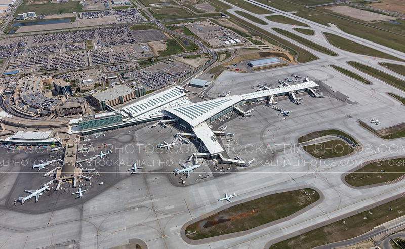 International Terminal at Calgary International Airport