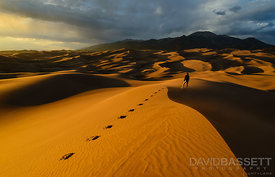 Summer in the Dunes | Great Sand Dunes National Park, CO