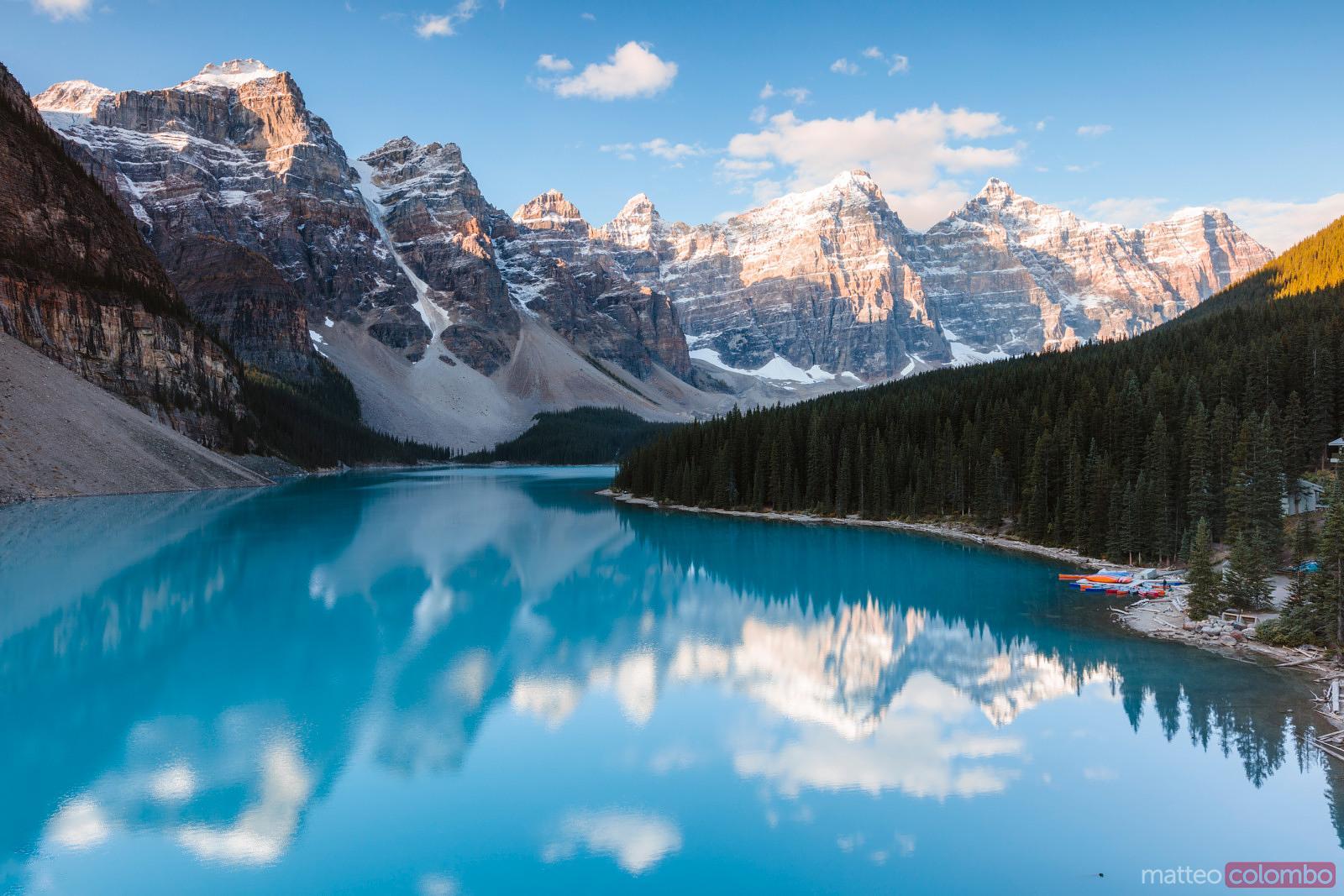 Canadian Peak Erfahrung