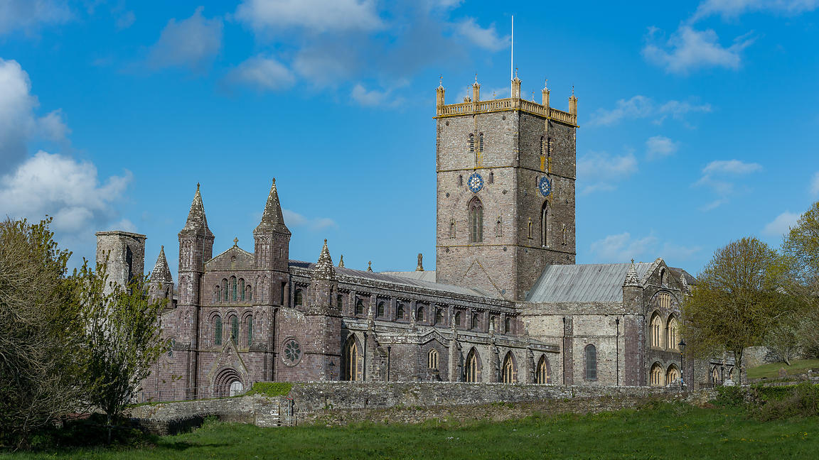 St David's Cathedral, St David's South Wales