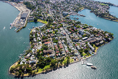 Balmain East Overview