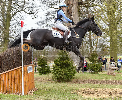 Jonelle Price and CLASSIC MOET - CIC***