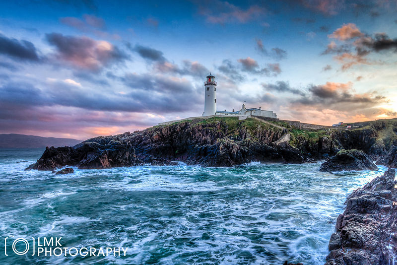 Fanad Head Dusk