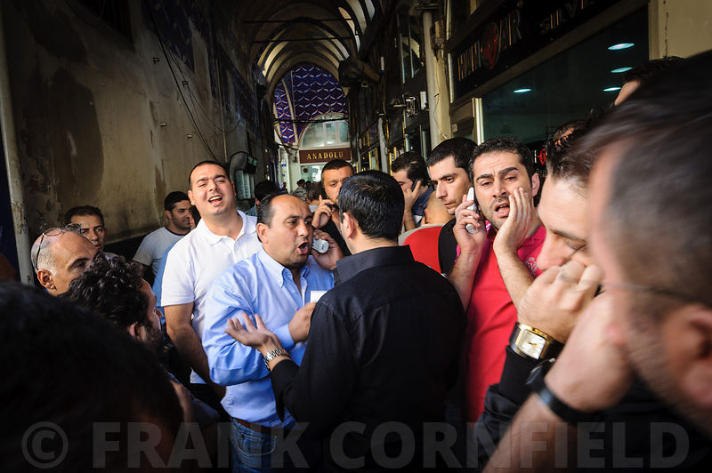 Grand Bazaar Currency Traders