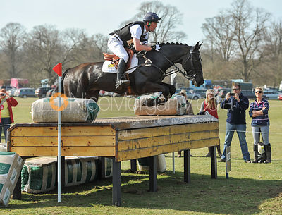 Oliver Townend and ARCTIC MOUSE - Belton Horse Trials 2012