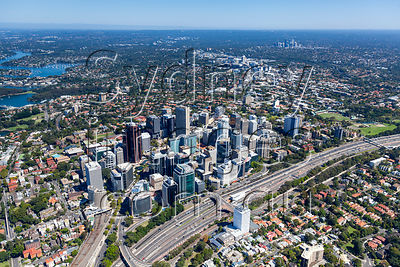 North Sydney to Chatswood