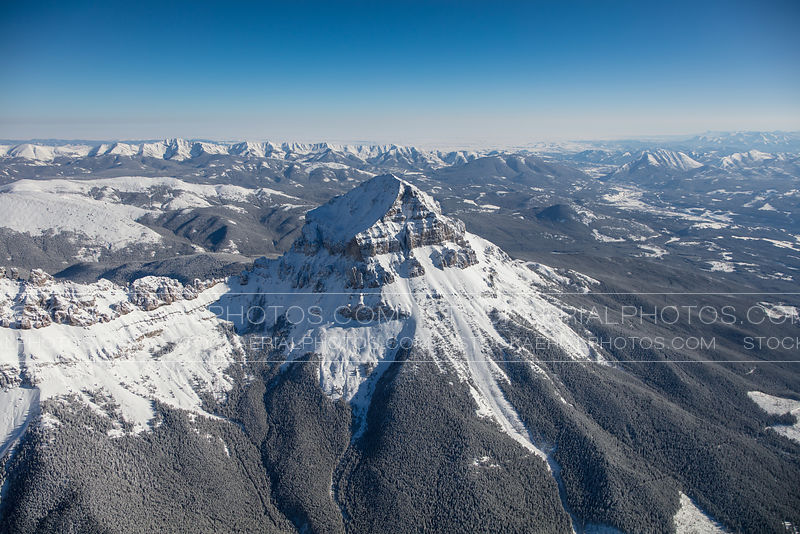Crowsnest Mountain, Alberta