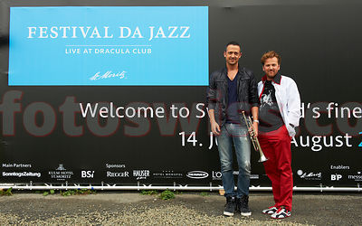 Opening Event of Festival da Jazz 2011 Live at Dracula Club St.Moritz