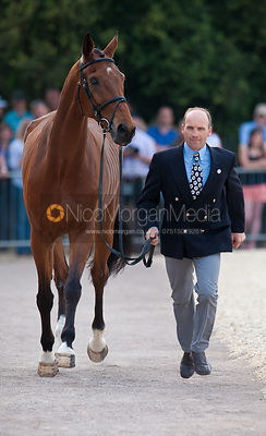Joris Vanspringel (BEL) and Lully Des Aulnes