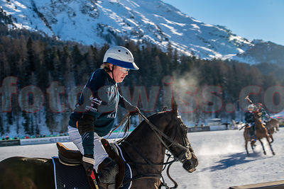 Polo Game 2: Badrutt's Palace Hotel vs. Maserati - Snow Polo 2019 St.Moritz