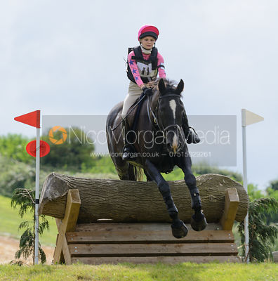 Bethan Lewis - Intermediate - Quorn Hunt Pony Club Tetrathlon 2016