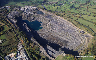 Clitheroe Cement Quarry