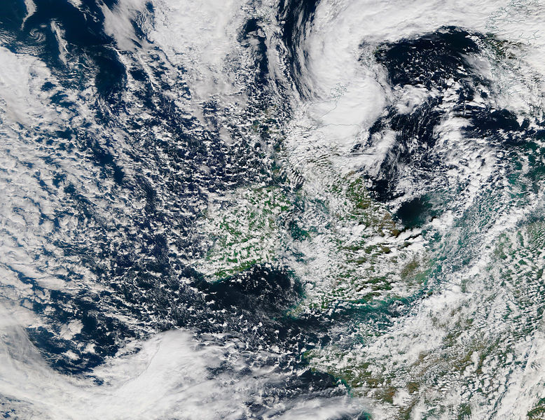 Storm Aileen To Batter SW England