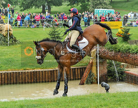 Rebecca Gibbs and DE BEERS DILLETANTE - CCI***