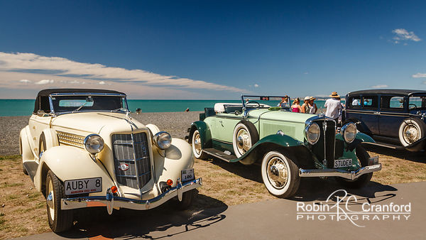 Art Deco Sunday 2014.  Art Deco Sunday 2014.  1935 Auburn 851 Cabriolet. License Plate AUBY8 & STUDE8