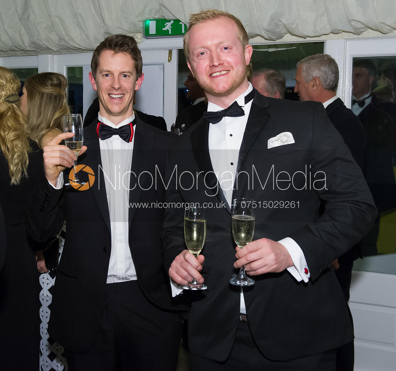 The Cottesmore Hunt Ball, Keythorpe Manor 2016