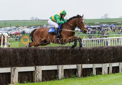 Race 3 - Ladies Open  - Quorn Hunt Point to Point 2014
