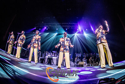 The Temptations - Bournemouth International Centre 29.10.16