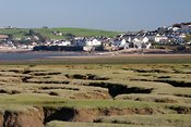 Appledore, North Devon from Northam Burrows