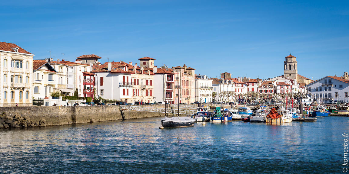 Port de Saint-Jean-de-Luz