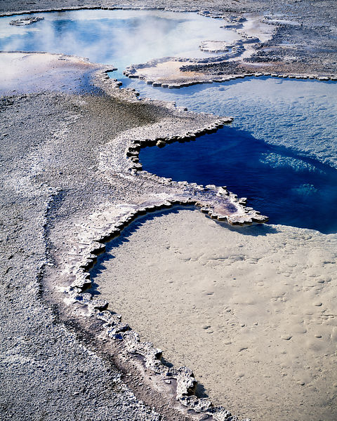 Doublet Pool, Yellowstone National Park, Wyoming