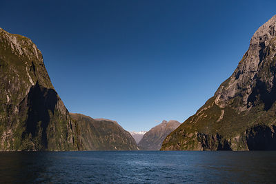 Milford Sound view