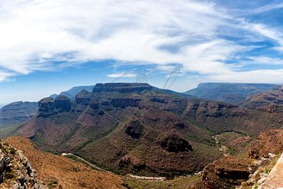Mountains in Blyde River Canyon - South Africa