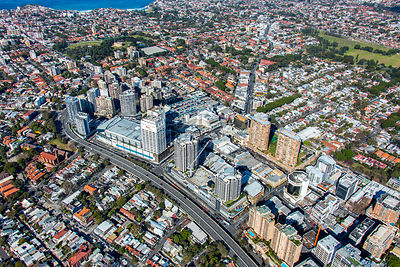 Bondi Junction to Waverley