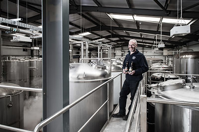 marketing commercial brewery industry photographer scotland