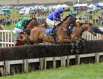 The Cottesmore Point-to-point at Garthorpe 28/2