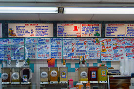 188 Cuchifritos Menu