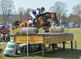 Mark Todd and NZB CAMPINO - Belton Horse Trials 2012