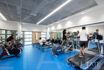 RGS Sport, Newcastle upon Tyne | Client: Howarth Litchfield Partnership