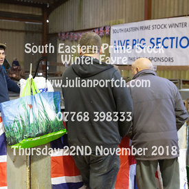 2018-11-22 South Eastern Prime Stock Winter Fayre