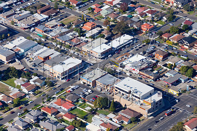 Canley Heights Aerial Photography
