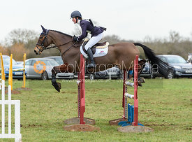 Willa Newton and CHANCE REMARK. Oasby (1) Horse Trials 2019