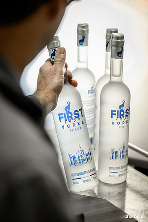 First Vodka © photo Stéphane Charbeau