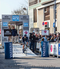 Paris Nice 2013 Cylcing: Prologue in Houilles