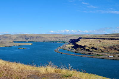 Columbia River and Deschutes