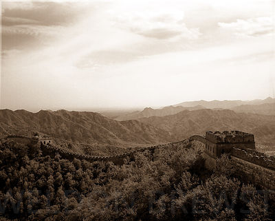 The Great Wall at Mutainyu 02
