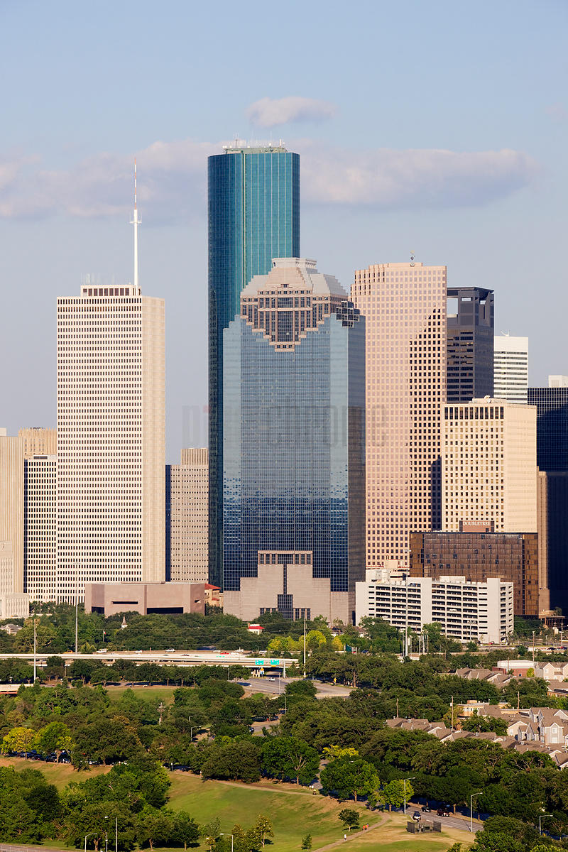 Downtown Houston Office Buildings